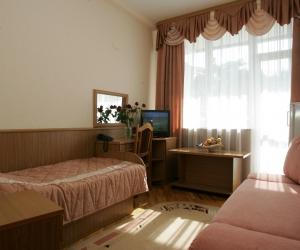 ПРИМОРСКИЙ КОРПУС - Стандарт  1 комнатный  1 местный, вид на море (1 доп.место)